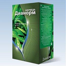 Дианорм, чай для диабетиков