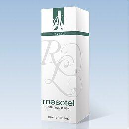 Мезотель, пептидная косметика