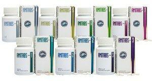 Серия Амитабс, пептиды
