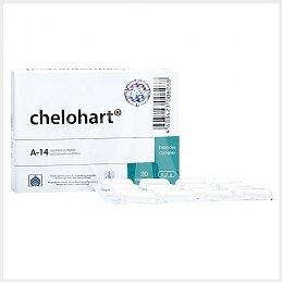 Челохарт, пептиды, цитомаксы