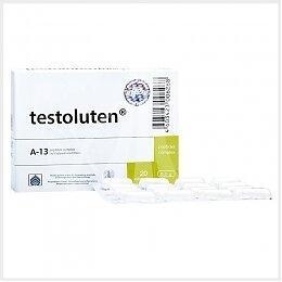Тестолутен, купить пептиды в Москве